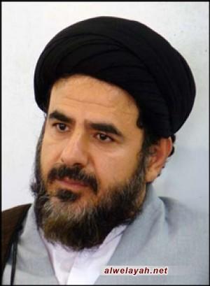السيد أبو الحسن حسن زادة: الانسجام والوئام بين أبناء الشعب يمهد لتحقيق الإرادة والمثابرة التي دعا لها القائد