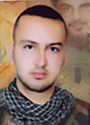 الشهيد محمد مهدي حيدر درويش (مهدي)