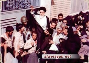القيادة المعنوية للإمام الخميني (قدس) أثناء الدفاع المقدس-2