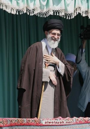 زائر باكستاني لم أرَ طيلة حياتي استقبالاً حاشداً لشخصية مرموقة كالذي فعله الإيرانيون
