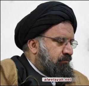 سيد أحمد خاتمي: قم تتهيأ لاستقبال حافل لقائد الثورة الإسلامية