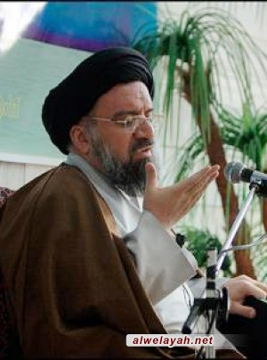 سيد احمد خاتمي: التفاف الجماهيري حول قائد الثورة الإسلامية يعكس عمق تمسك الشعب بولاية الفقيه