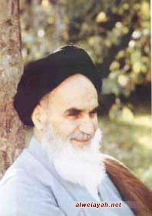 الإمام أمير المؤمنين أسوة وقدوة