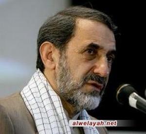 ولايتي: إقامة مؤتمر طهران لا يعني التدخل في شؤون فلسطين