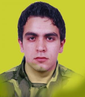 الشهيد حسين رومل شري