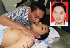 قبلة الموت تعلن رحيل الشهيد محمود أحمد مكي