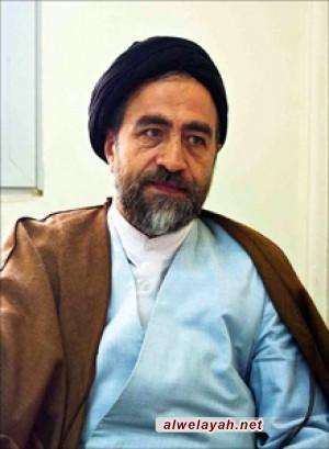السيد جعفر حسيني يگانه: الهم الأساسي لقائد الثورة الإسلامية هو تحقيق العدالة الحقيقية
