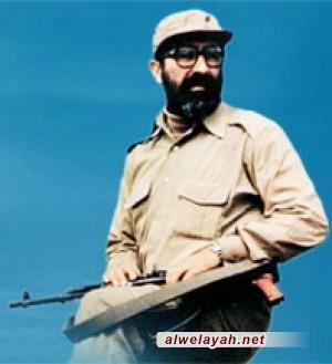 أرملة الشهيد مصطفى شمران كان يعمل لعزة إيران والمقاومة