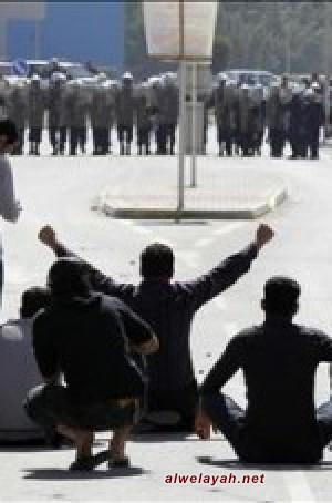 الدعوة للحوار في البحرين كمين لتفويت الفرصة على الثوار