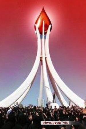 قلق إسرائيلي من ثورة الشعب البحريني