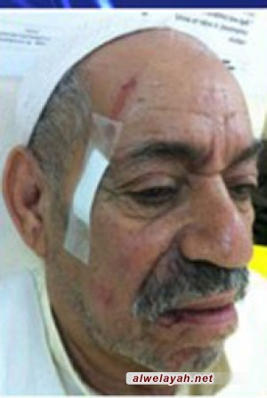 عشرات الآلاف من البحرينيين يشيعون شهيداً مسناً قتلته قوات الأمن