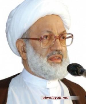 الشيخ عيسى قاسم: يوم كربلاء يوم الحسين (ع)، من أجل ألا يکسر طغيان الظلم إرادة الشعوب والأمم