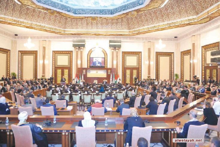 رفسنجاني: الاتحاد سيحول العالم الاسلامي الى قوة لا مثيل لها