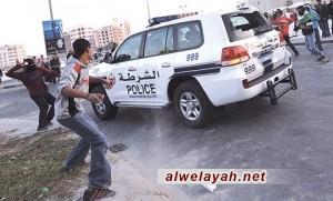 ثلاثة شهداء جراء قمع قوات أمن النظام البحريني