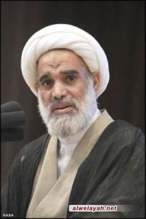 المشروع الحضاري الإنساني للجمهورية الإسلامية/مقابلة مع آية الله الشيخ عباس الكعبي