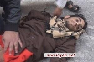 استشهاد الشاب زهير عبد الله السعيد في العوامية التابعة للقطيف برصاص الأمن السعودي