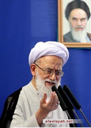 الشيخ إمامي كاشاني: أحاديث قائد الثورة في قم ستجلب الخير والبركة لجميع البلاد