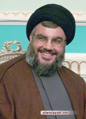 السيد نصر الله: الرهان على تراجع الشعب البحريني عن مطالباته هو رهان خاسر