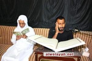 تقارير > 'عزّ الرجال' .. يترجل ليزرع جسده شهيداً