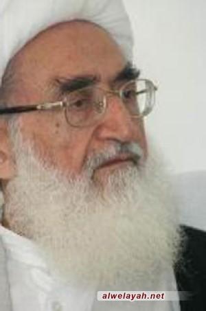 آيه الله نوري همداني: الإمام الخميني يعتبر مثالاً لكافة الأجيال
