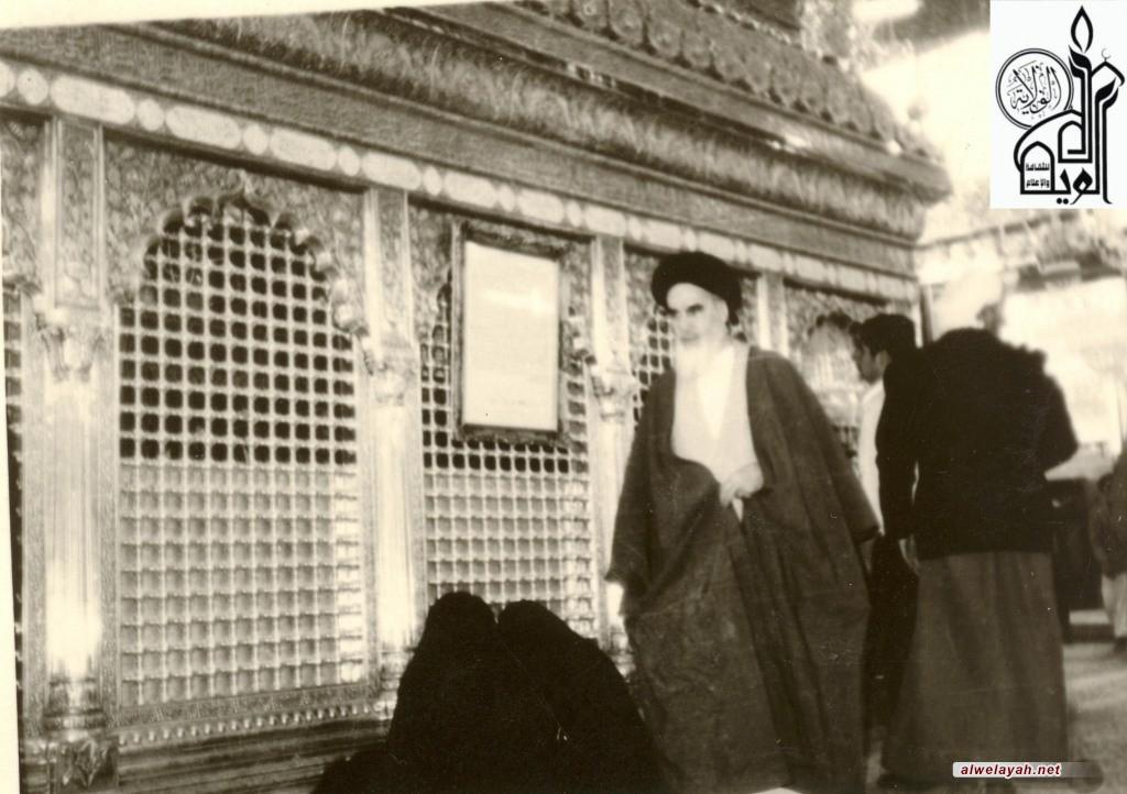 أحد علماء باكستان: كان الإمام الخميني سنداً وظهيراً للمستضعفين في العالم