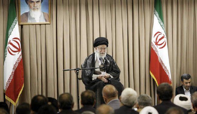 الإمام الخامنئي: الولايات المتحدة ليست أهلا للثقة