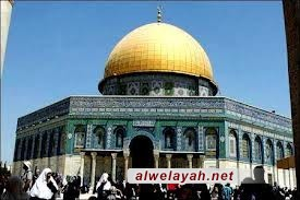 أهمية القدس الشريف وضرورة الجهاد ضد محتلي القدس