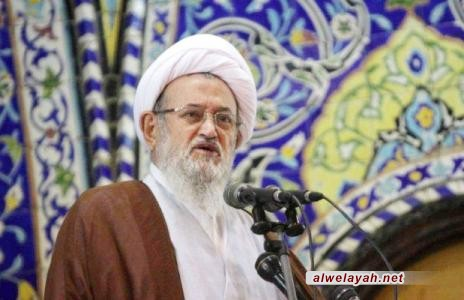 آية الله طبرسي: قوة النظام الإسلامي في إيران مستلهمة من النهضة الحسينية