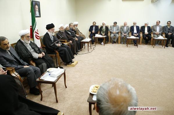 معالم الوحدة في الجمهورية الإسلامية