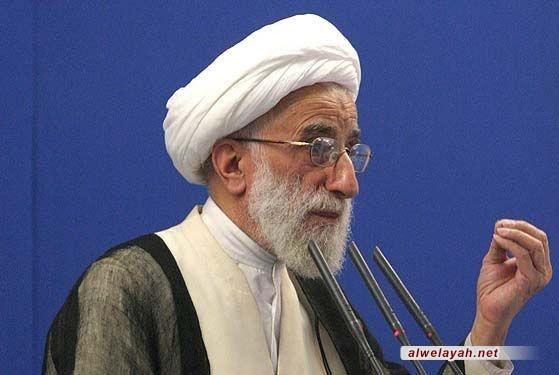 آية الله جنتي يشيد بالمسيرات الشعبية بالذكرى السنوية لانتصار الثورة الإسلامية