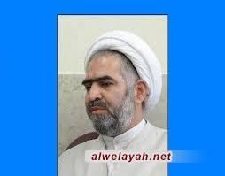 ممثل الحوزة العلمية في محافظة أصفهان: يتعذر تعريف الثورة الإسلامية بدون الإمام الخميني