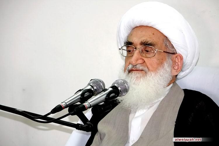 آية الله نوري همداني: الانحراف عن الغدير أوقع الأمة الإسلامية في مشاكل جمة