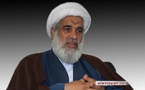 آية الله الكعبي: تحرير القدس، قضية مصيرية بالنسبة للأمة الإسلامية