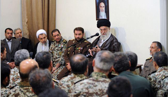 قائد الثورة الإسلامية يأمر بتطوير قدرات الدفاع الجوي لمواجهة التهديدات