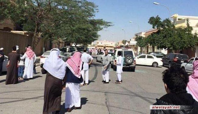 استشهاد 4 مصلين بهجوم على مسجد بالأحساء