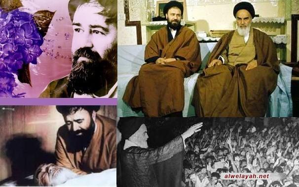 من ذكريات السيد أحمد الخميني (رحمه الله) والتي يتحدث فيها عن والده