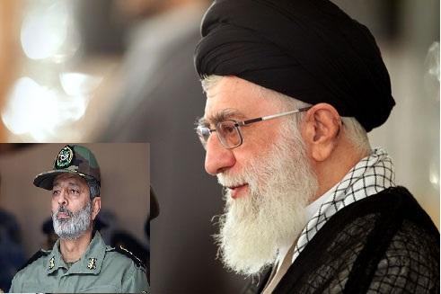 قائد الثورة الإسلامية يعين العميد عبد الرحيم موسوي نائبا لرئيس هيئة أركان القوات المسلحة الإيرانية