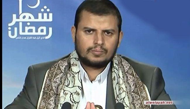السيد الحوثي: سياسة إيران حيال قضية فلسطين سليمة ومبدئية
