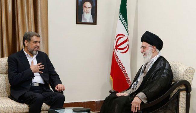 الإمام الخامنئي: المعركة مع الاحتلال مصيرية ويجب أن ترسم وضعه النهائي