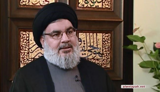 السيد نصر الله: الإمام الخامنئي حول التهديدات إلى فرص