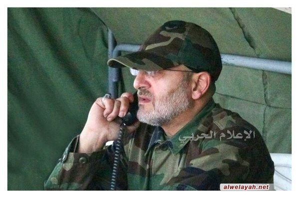 حزب الله: الانفجار الذي أدى إلى استشهاد السيد مصطفى بدر الدين ناجم عن قصف مدفعي قامت به الجماعات التكفيرية