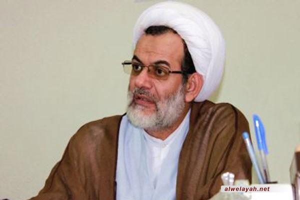 الشيخ گرجي: هناك حاجة للاهتمام بالجانب العرفاني والفلسفي في فكر الإمام الخميني