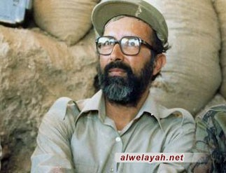 الشهيد الدكتور مصطفى شمران