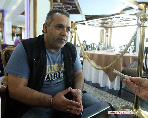 ناشط إعلامي لبناني: أقوال الإمام الخميني(ره) وأفعاله تجسيد للتعاليم القرآنية
