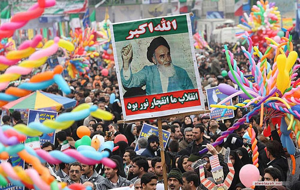 لجنة دعم المقاومة في فلسطين تهنئ بذكرى انتصار الثورة الإسلامية