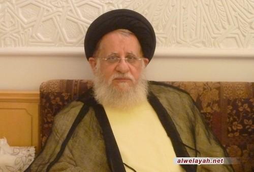 وكيل المرجعيات الدينية بالكويت: الثورة الإسلامية هزت الدنيا وحققت أهداف ثورة الحسين