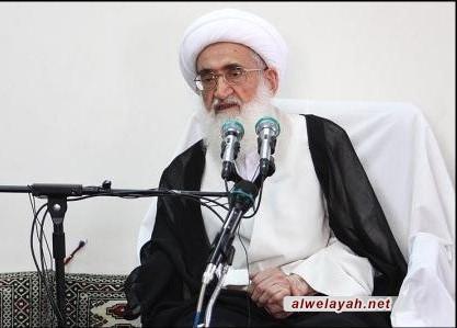 آية الله نوري همداني: الاجتماع المليوني في زيارة الأربعين مظهر لاقتدار الإسلام