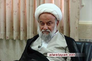 الشيخ الآصفي: انتصار الثورة الإسلامية امتداد حقيقي لعاشوراء