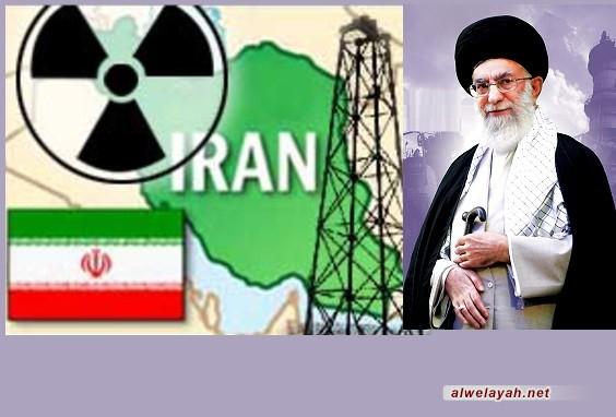 القائد: الطاقة النووية ليست الانجاز العلمي الأول للشعب الإيراني