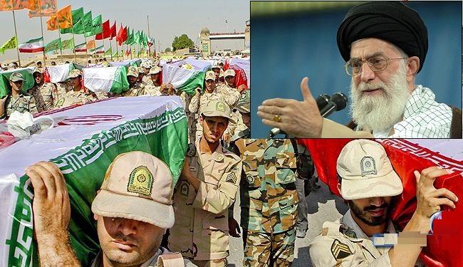 القائد: الشهداء مفخرة الشعب الإيراني والبشرية المعاصرة